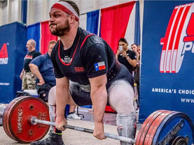Power lifting event photography coverage