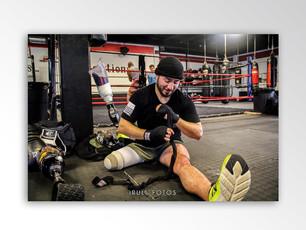 Eric Morante / Amputee Boxer