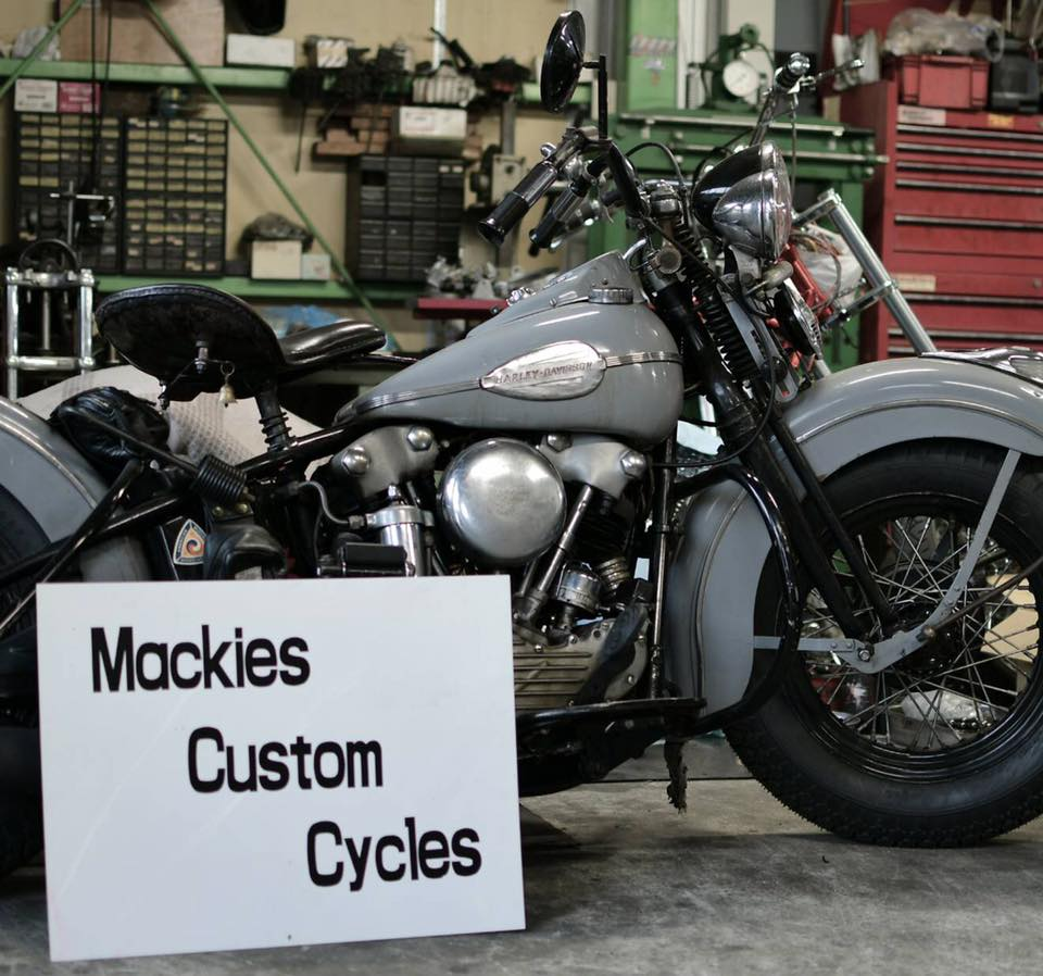 Mackies custom cycles