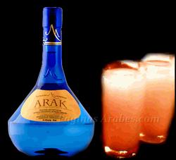 Licor arabe ARAK en Barranquilla