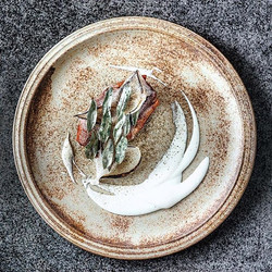 _themilljake Hock.lemon myrtle.lardo.chamomile.saltbush. Plate by us.jpg