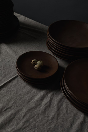 The Good Plate Collection in Pod Brown