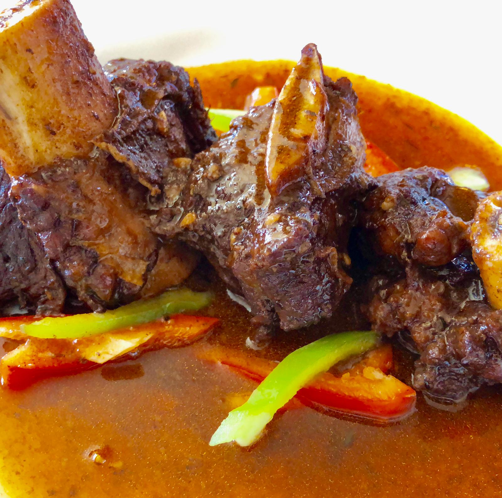 Juicy Short Ribs