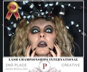2018 Lash Championships International