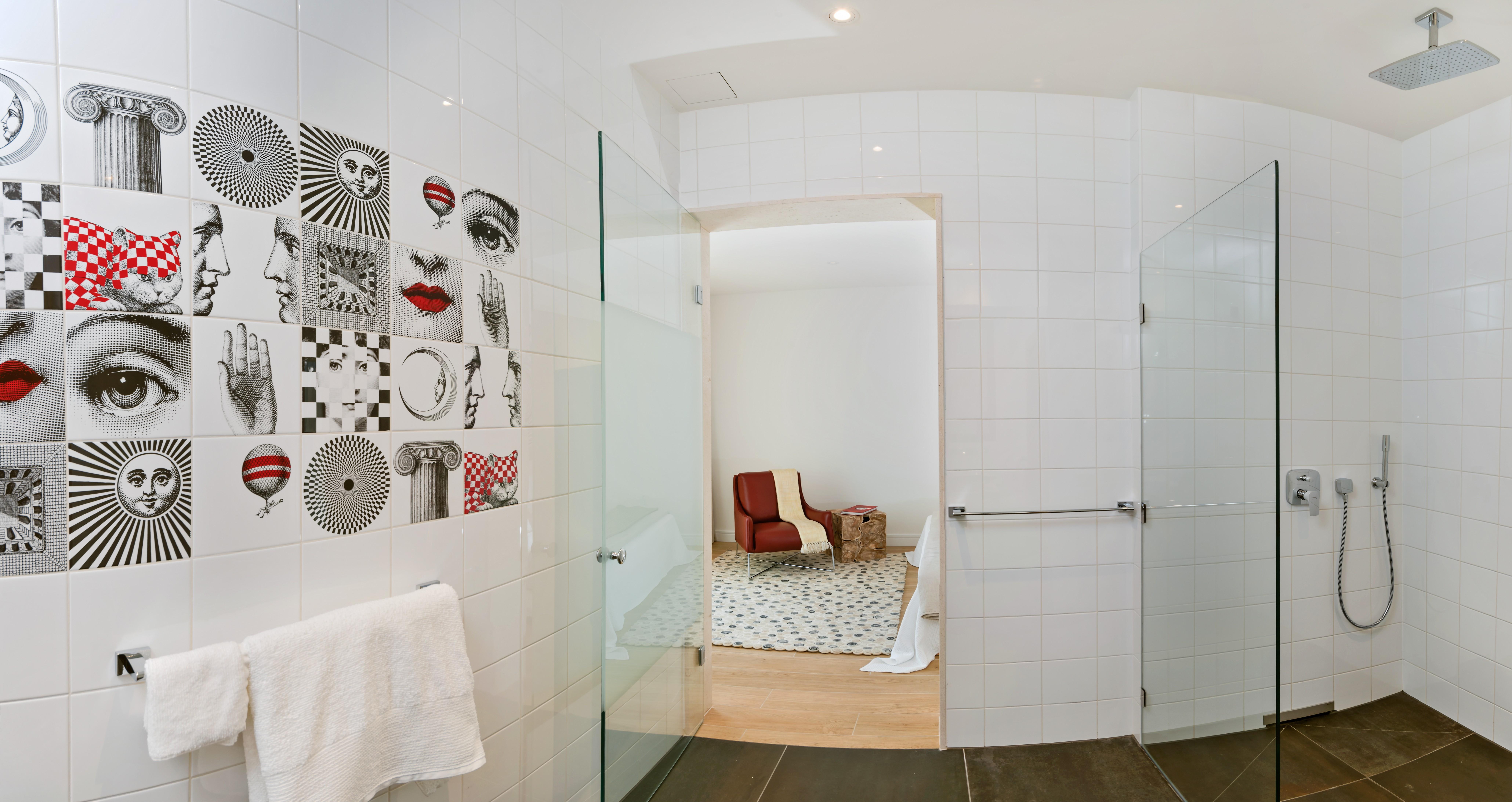 FORNASETTI BATHROOM