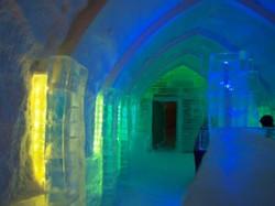 Ice Bar in Village