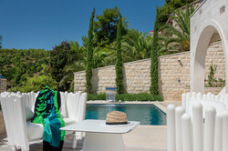 BEAUTIFUL TERRACES AND POOL