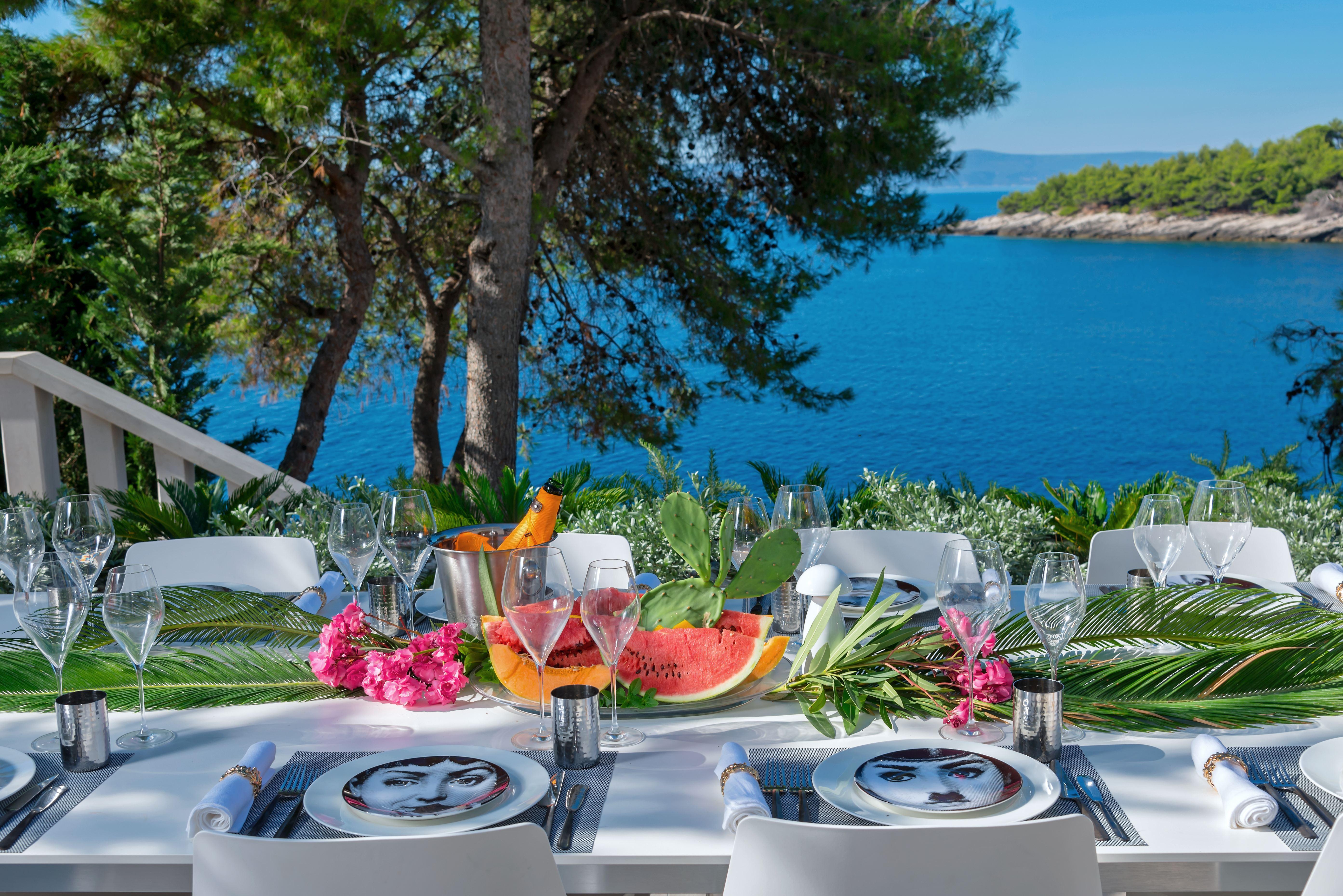 Dinner Terrace