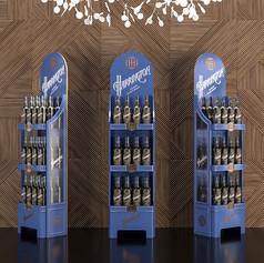 Harrington rack whiskey