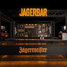 Jägermeister Bar event