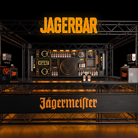 Jägermeister Bar event