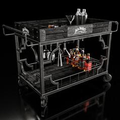 Jack Daniels Trolley