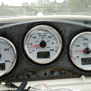 New dials supplied an fitted.