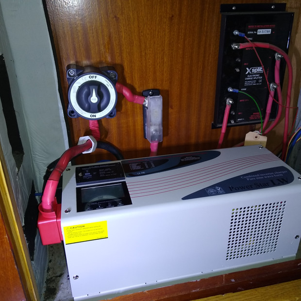 Inverter supply and fit