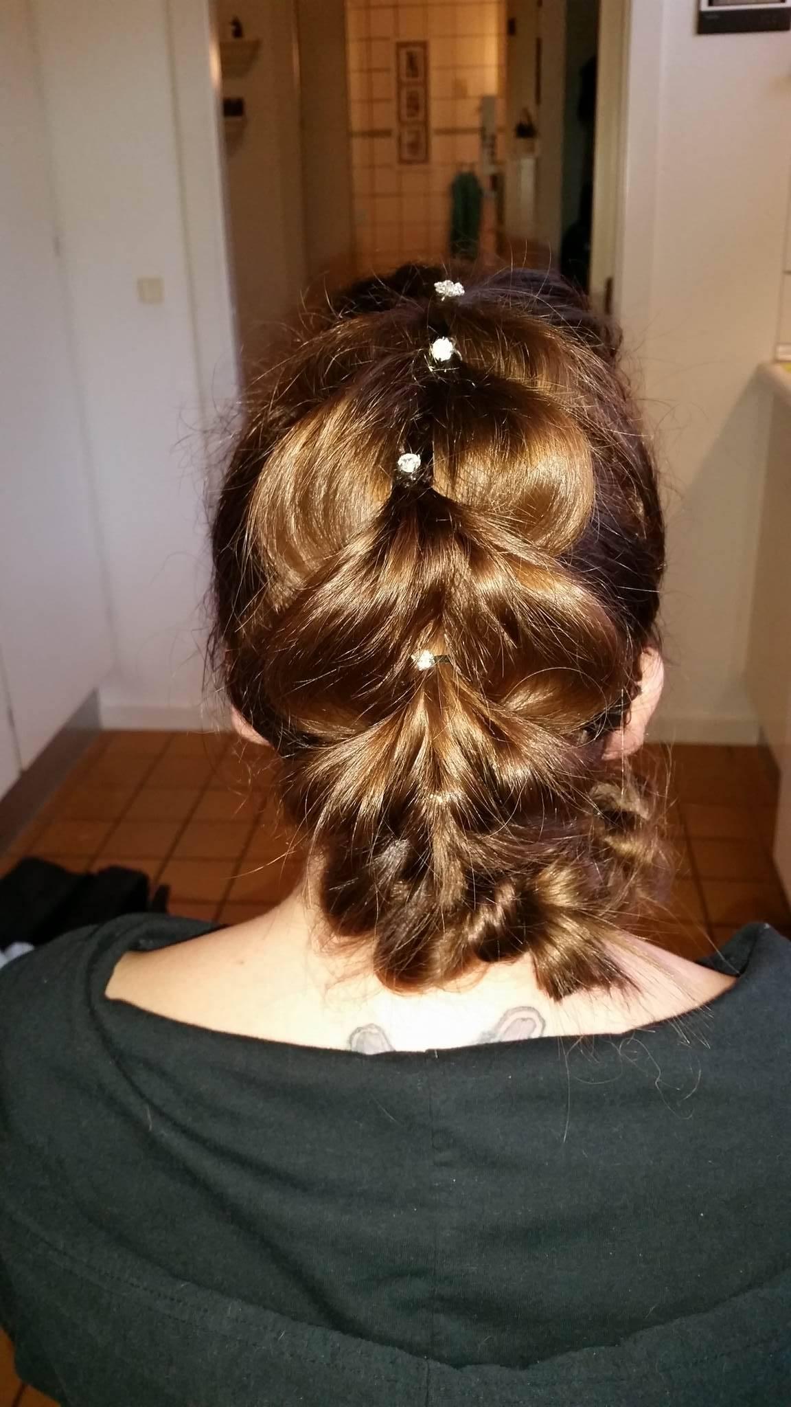 opsæt frisør rebild