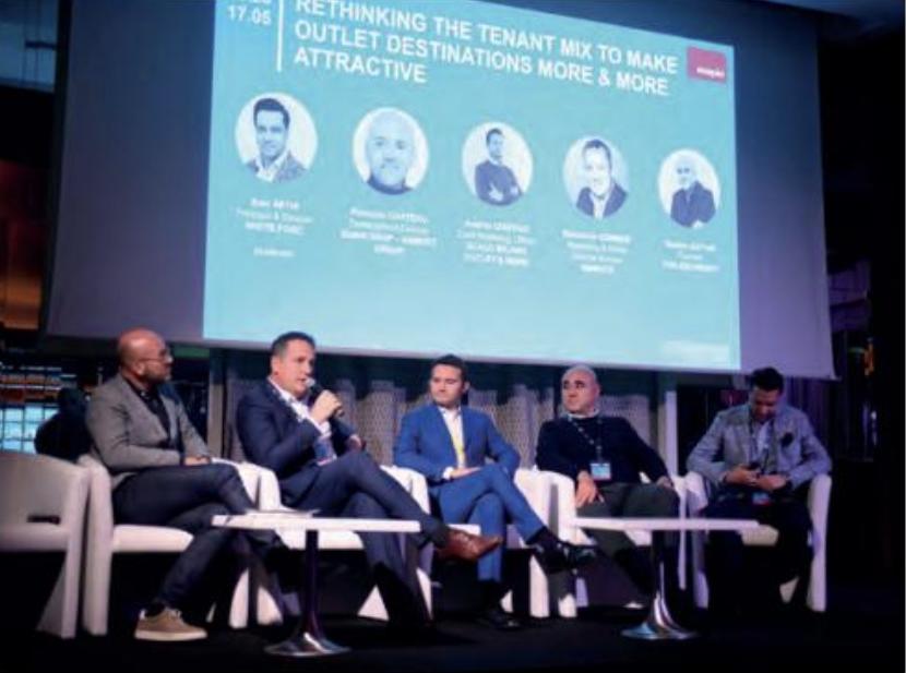 Panel of experts rethinking tenant mix