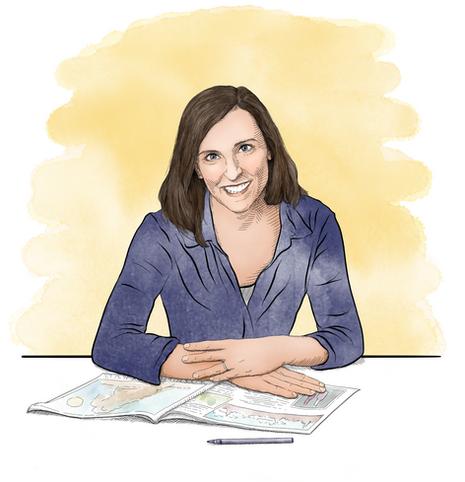 Sacramento Magazine Editor, Krista Minard