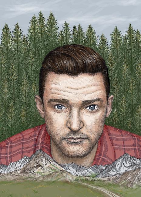 Justin Timberlake, Sacramento Magazine