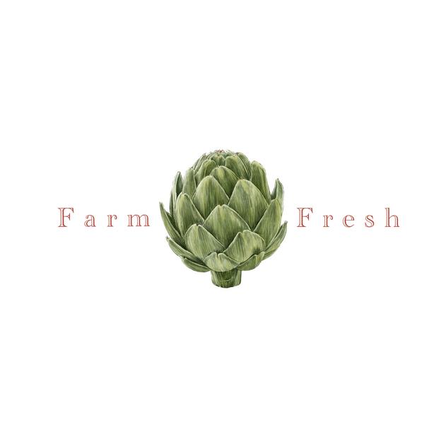Sample produce/grocery logo