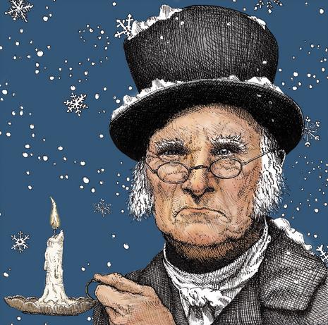 Scrooge, Sacramento Magazine