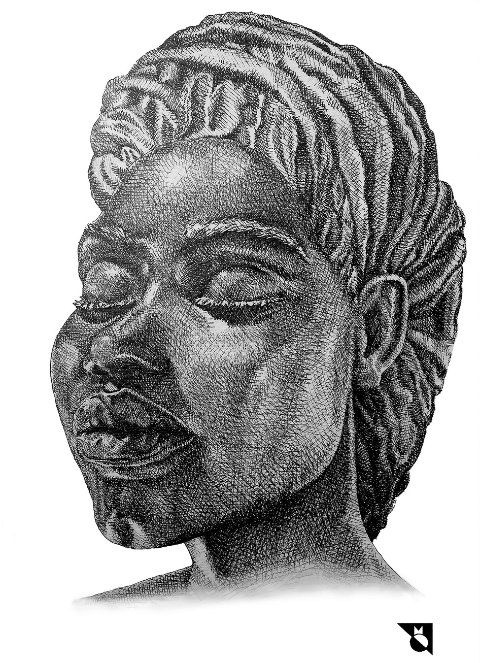 Samuel Lind sculpture