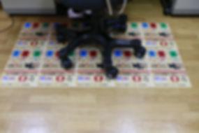 床面表示シート