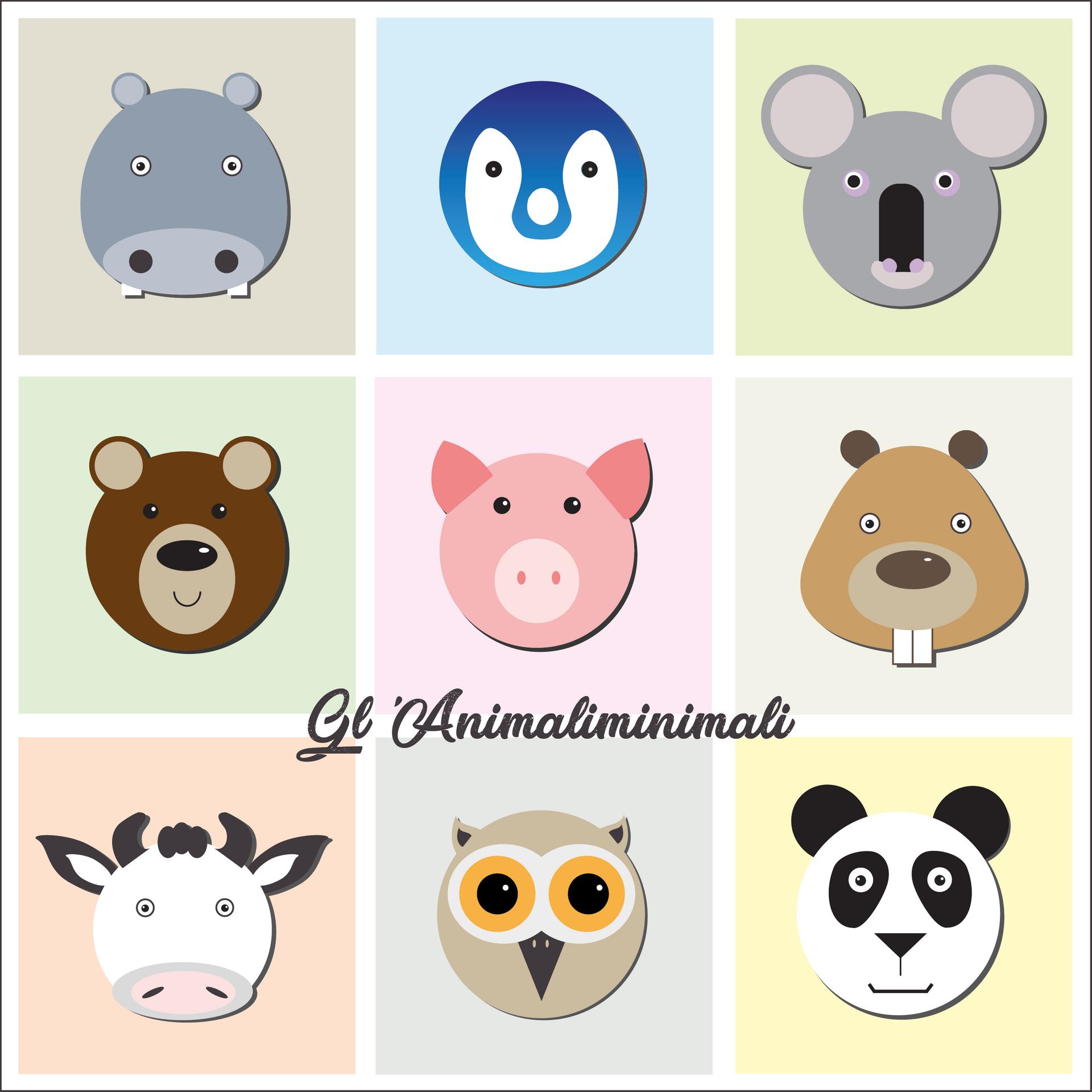 Gl'Animali Minimali