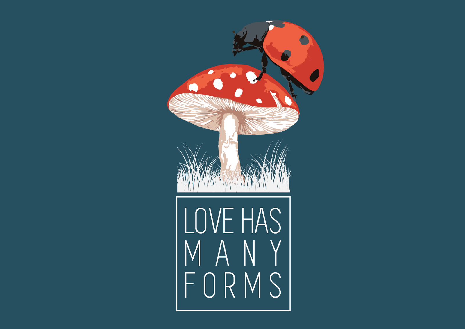 Love Has Many Forms