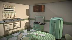 capture écran salle d'escape game en ligne et serious game digital en entreprise