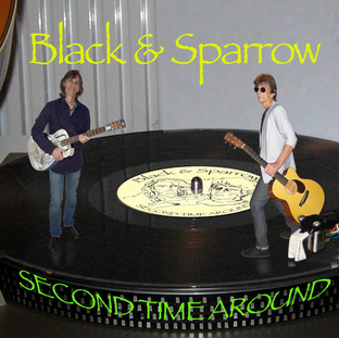 Black & Sparrow:  Second Time Around (2014) - Christian Cassan Credits:  Producer Mixer Engineer Additional Percussion
