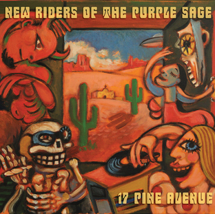 New Riders of the Purple Sage:  17 Pine Avenue (2012) - Christian Cassan Credits:  Co-Mixer Additional Engineer  Percussion