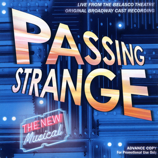 Stew and the Negro Problem:  Passing Strange Original Broadway Cast Recording (2008) - Christian Cassan Credits:  Drums Percussion