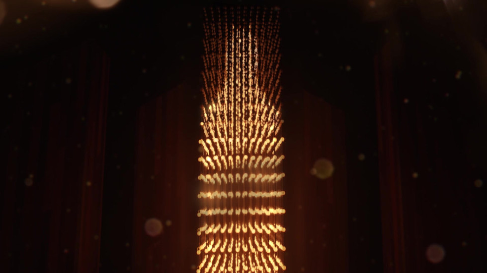 Johnnie Walker - Christmas Lights