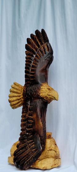 Soaring Eagle Sculpture