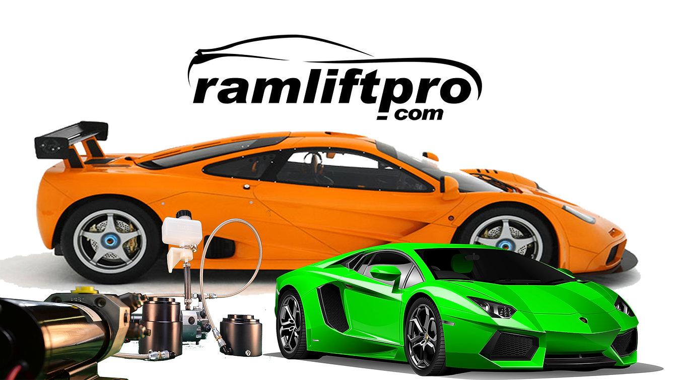 Ramliftpro adjusable ride height