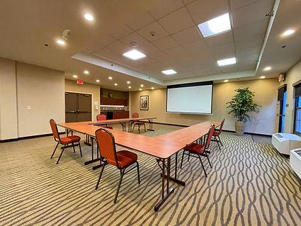 Comfort Suites Meeting Room Social Dista