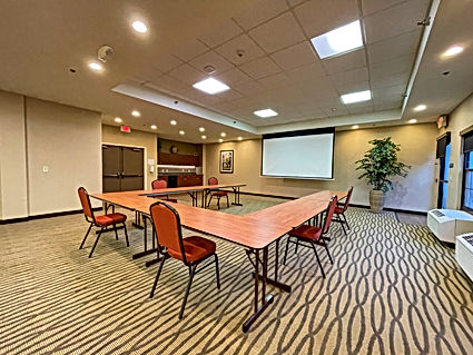 Comfort Suites Meeting Room Social Dista