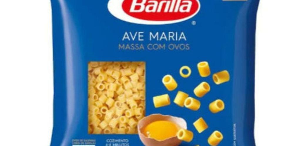 Macarrão Barilla ave Maria 500g