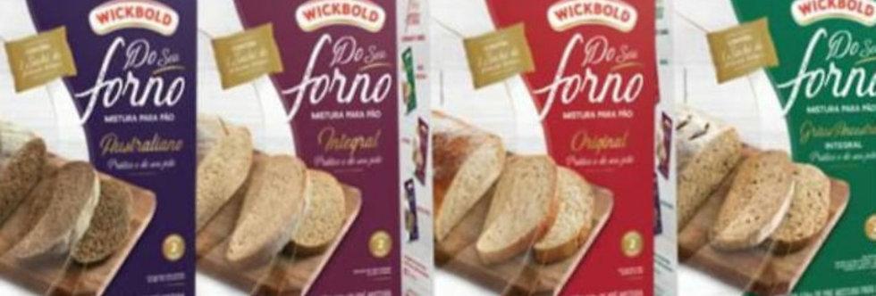 Wickbold  mistura para pão450g