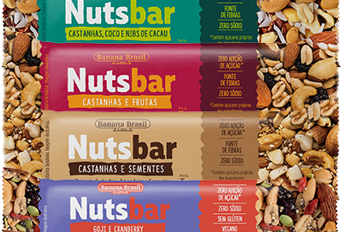 Barra Nuts Bar 25g