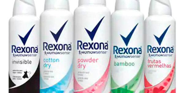 Desodorante Aerosol Rexona Feminino 150ml
