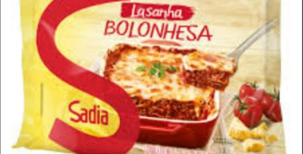 Lasanha Bolonhesa Sadia600g