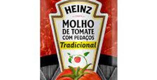 Heinz molho de tomate tradicional 340g