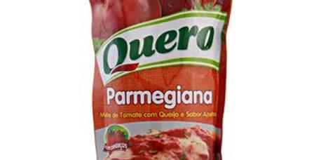 Molho de Tomate Quero Parmegiana 340g
