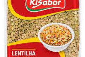 Lentilha Kisabor 500g