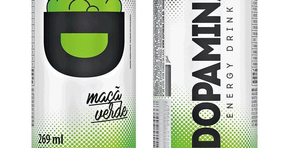 Energético Dopamina Maçã Verde 236ml