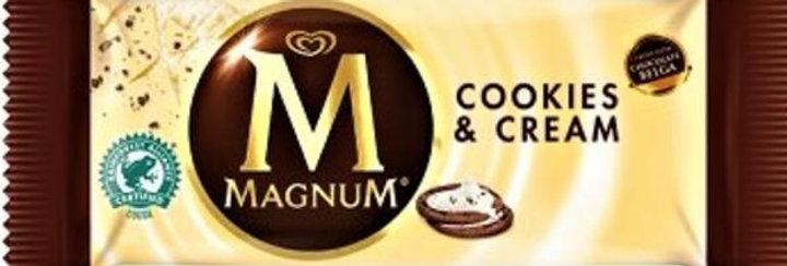 Kibon Magnun Cookies & Cream