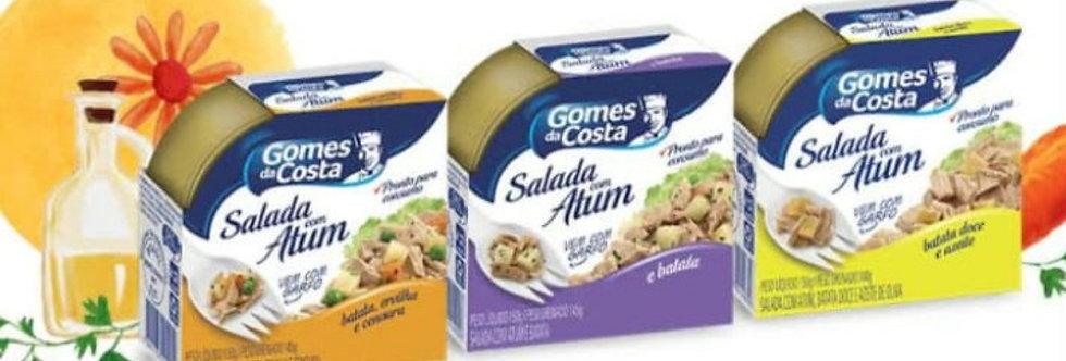 Gomes da Costa saladas com atum 165g
