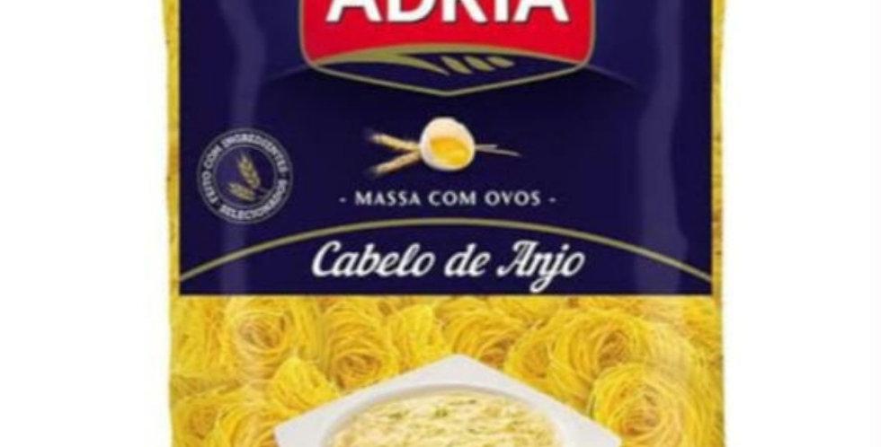 Macarrão Adria cabelo de anjo 500g