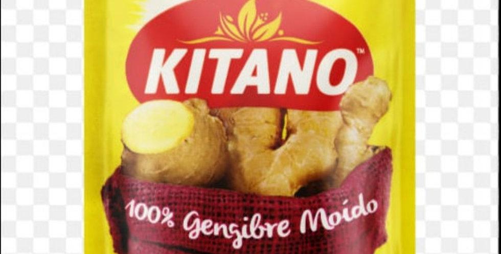 Kitano gengibre em pó 15g